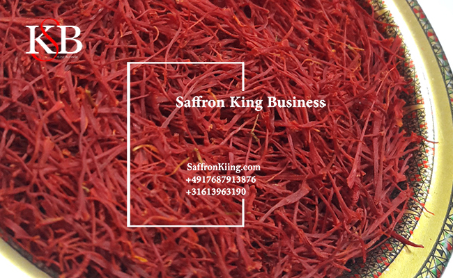 Prices of saffron in Germany