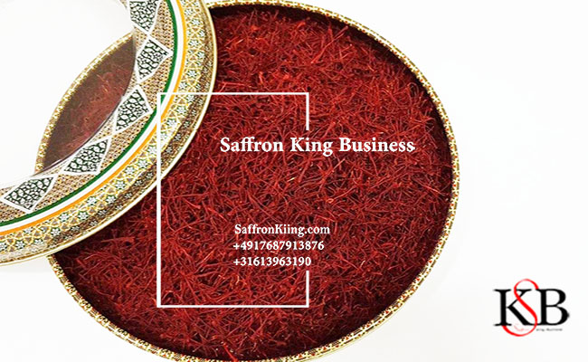Which country is famous for saffron?