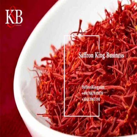 Iranian saffron export statistics