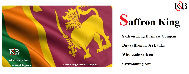 Price of saffron in Sri Lanka and buy bulk saffron