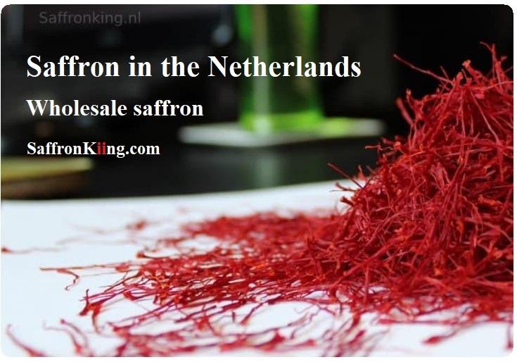 Sale price of saffron in China