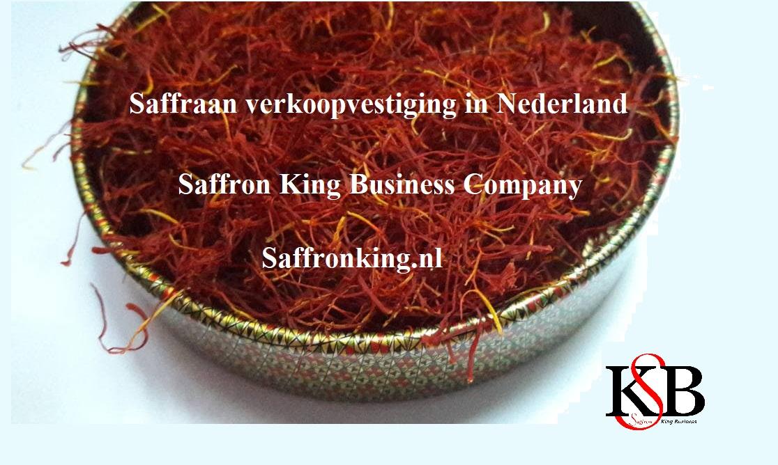 Saffron sales branch in Europe