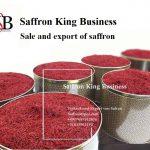 How to export saffron