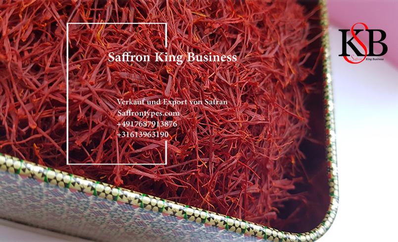 The most prestigious saffron shopping center in Europe