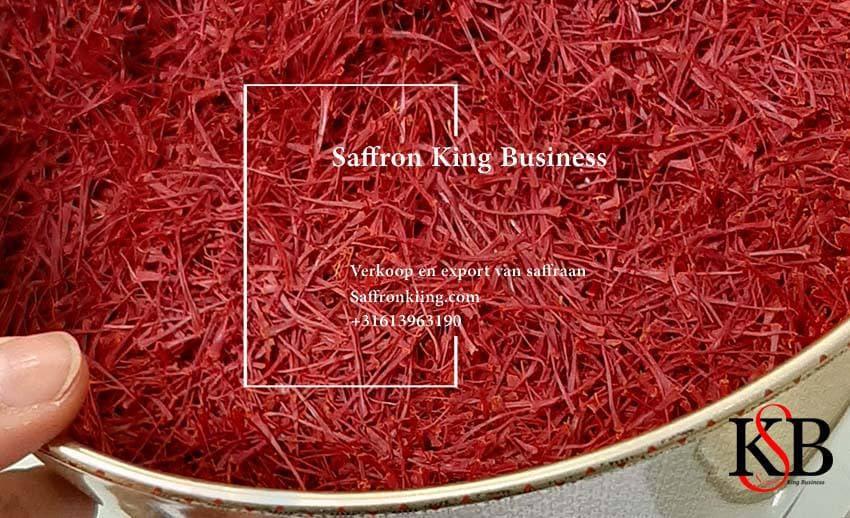 Price of one gram of saffron in Turkey